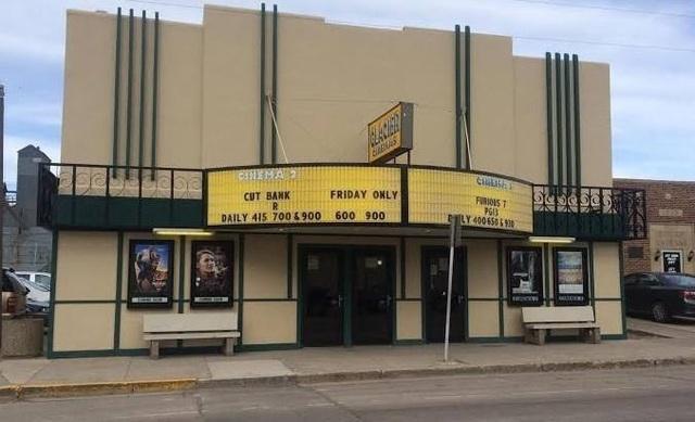 Glacier Cinemas