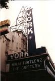 York facade