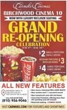 June 10th, 2016 grand opening ad