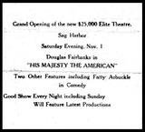 OCTOBER 31, 1919