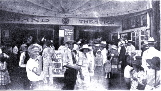Rubidoux Theatre