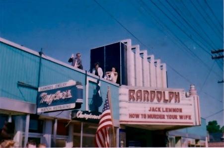 randolph theatre in randolph ma cinema treasures