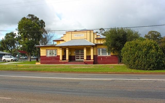 Bindoon Town Hall