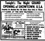 Showtown USA Drive-In