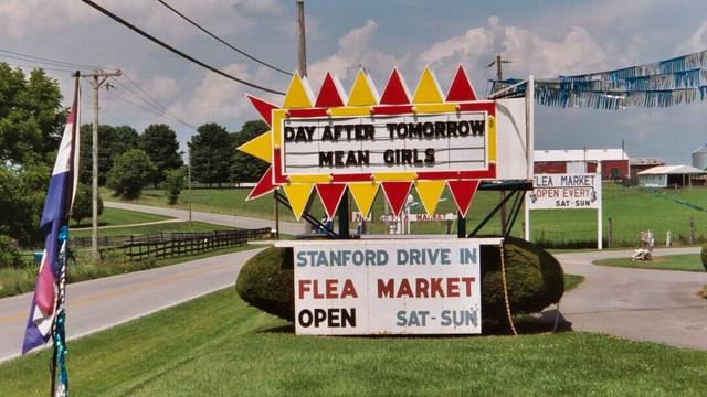 Stanford Drive In Theater Stanford Ky
