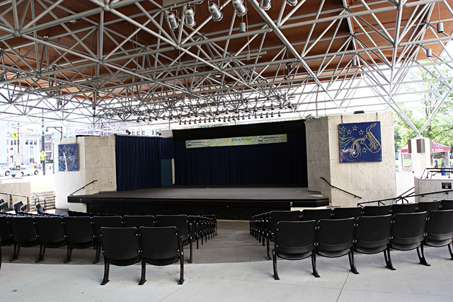 Marcus Center for the Performing Arts - Peck Pavilion