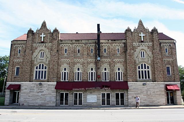 Zenith Theatre, Milwaukee, WI