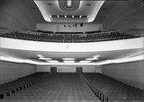 Auditorium of Sydney's Lyceum after its art deco make-over