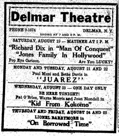 Delmar Theater