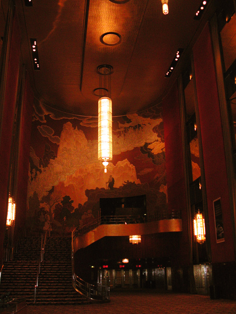 Radio City Music Hall - Lobby