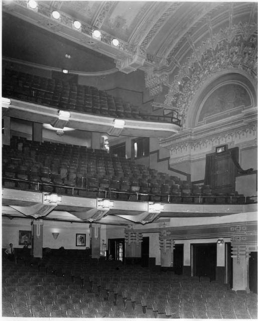 Chief Theater Interior