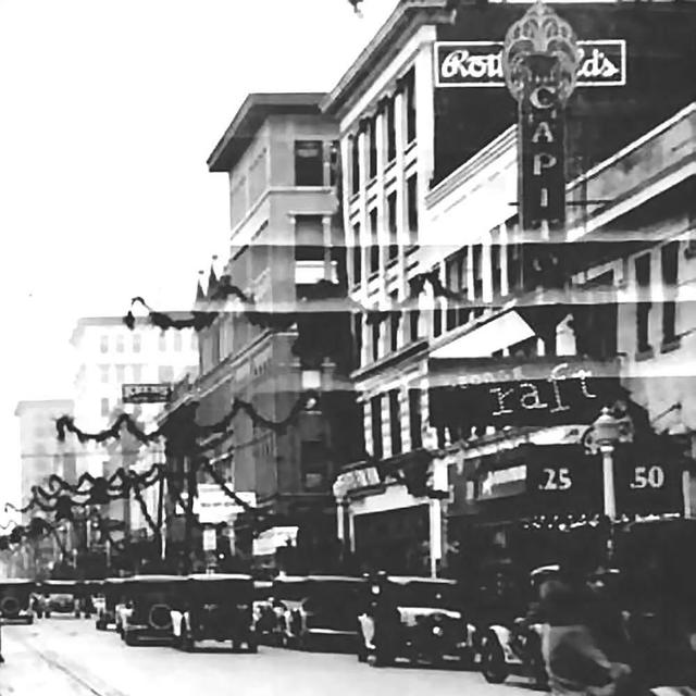 Capitol Theatre  310 W. Main Street, Oklahoma City, OK...1930's