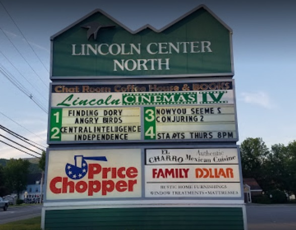 Lincoln Cinemas 4