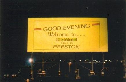 Hoyts Preston Drive-In