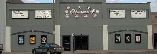 B & B McPherson Cinema IV