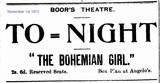 Boor's Theatre
