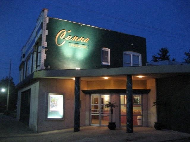 Canna Theatre 2008