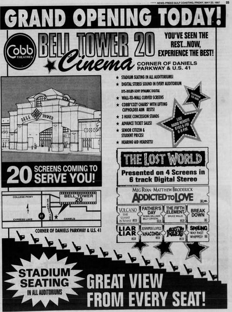 May 23rd, 1997 grand opening ad