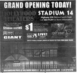 December 14th, 2005 grand opening ad