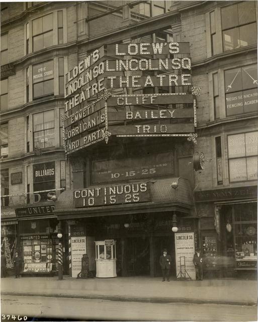 lincoln square movie theatre nyc