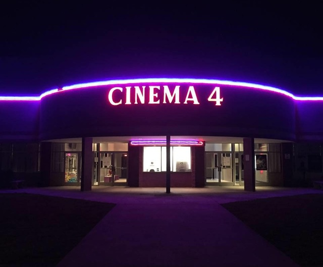 Newport Cinema 4