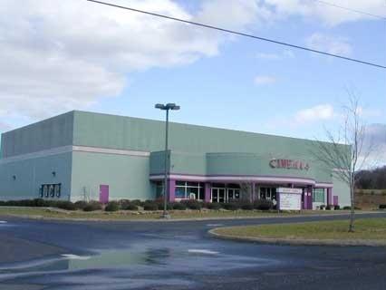 Newport Cinema 4