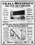 July 9th, 1947 grand opening ad