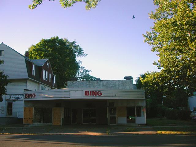 Bing Theatre - 2001