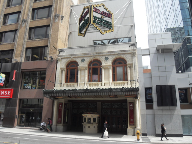 Elgin and Winter Garden Theatre Centre