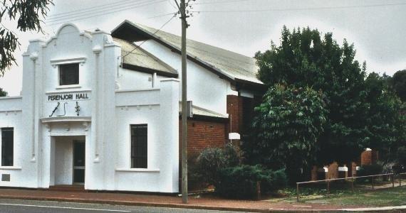 Perenjori Hall
