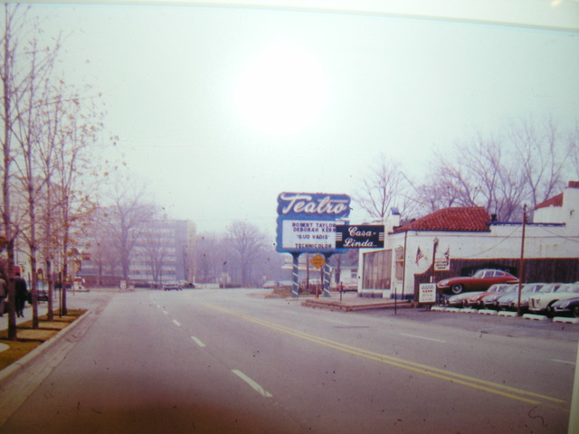 November 1964 photo credit John McDonough, courtesy of the Wilmette Historical Museum.
