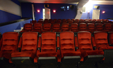 Graham Cinema new seats