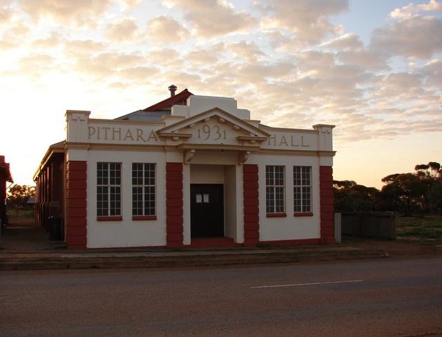 Pithara Hall