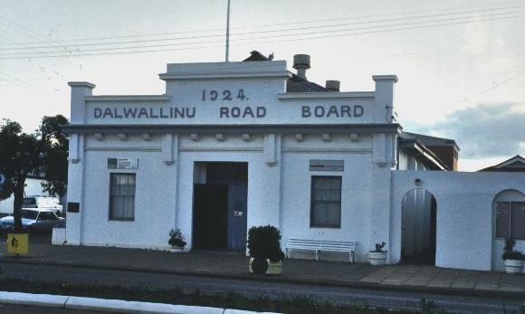 Road Board Hall