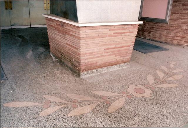 Laurel terrazzo