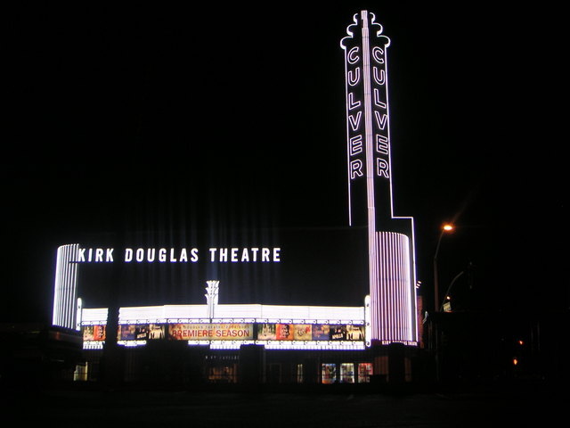 Kirk Douglas Theatre
