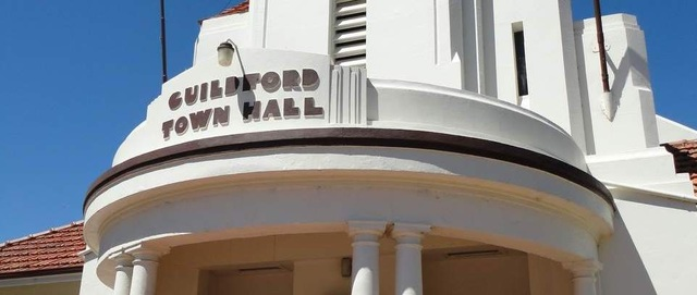 Guildford Town Hall