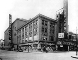 1935 Shot of the Paramount