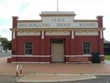 Roads Boards Hall