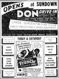 November 24th, 1950 grand opening ad