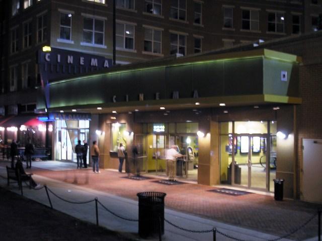 Bethesda Row Cinema