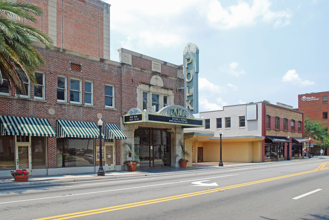 Polk Theatre