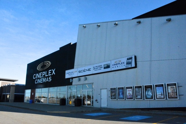 Cineplex Cinemas Yarmouth