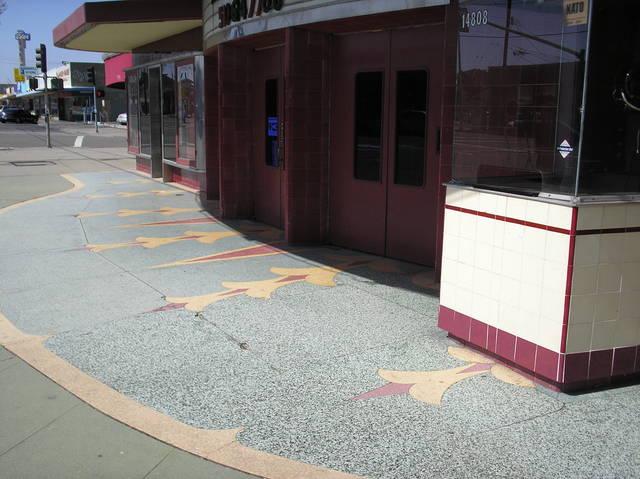 terrazzo and box office