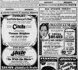 August 30th, 1929 grand openings for the Circle and State.