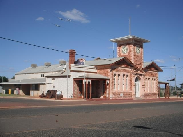 Menzies Town Hall