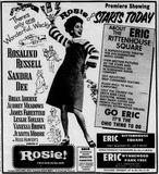November 10th, 1967 grand opening ad