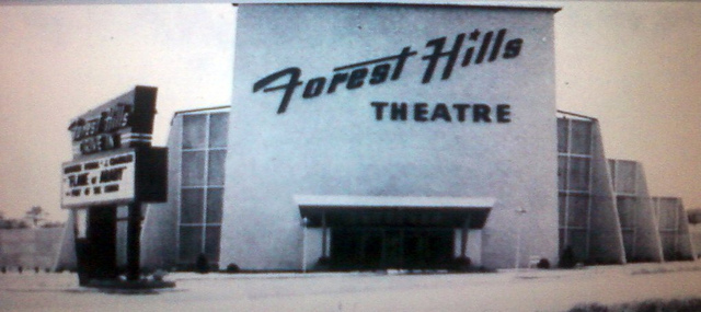 Forest Hills Drive-In