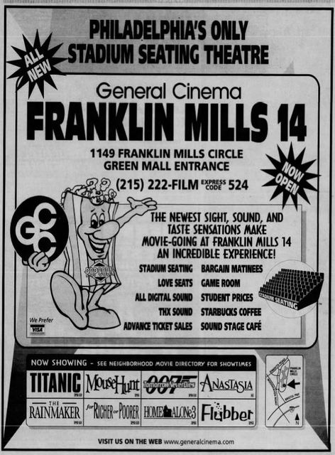 December 19th, 1997 grand opening ad