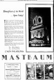 February 28th, 1929 grand opening ad